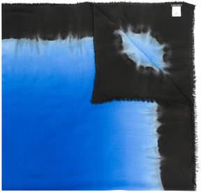 Faliero Sarti tie dye effect scarf