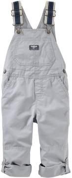 Osh Kosh Toddler Boy Convertible Overalls