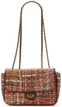Patricia Nash Boucle Tapestry Collection Lorenza Cross-Body Bag