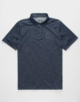 Hurley Dri-FIT Lagos Mens Charcoal Polo Shirt