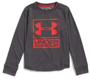 Under Armour Boy's Logo Tech Shirt