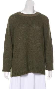 Creatures of Comfort Silk & Mohair Knit Sweater