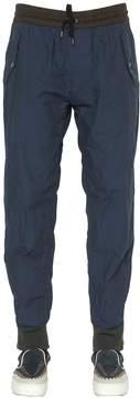 Kolor Cotton Nylon Jogging Pants