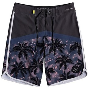 Quiksilver Boy's Crypt Scallop Board Shorts