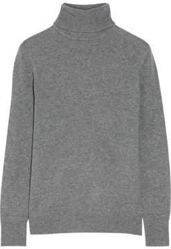 Equipment Oscar Cashmere Turtleneck Sweater - Anthracite