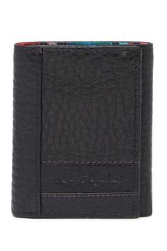 Robert Graham Wallace Leather Trifold Wallet