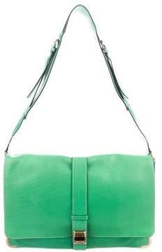 Lanvin Leather Shoulder Bag