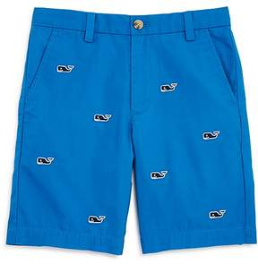 Vineyard Vines Boys' Whale-Embroidered Breaker Shorts - Little Kid, Big Kid