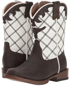 Roper Steerhead Cowboy Boots