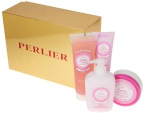 Perlier Freesia 4-piece Kit with Gift Box