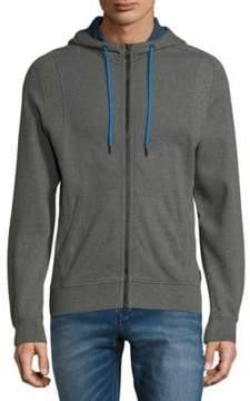 Orlebar Brown Hooded Full-Zip Jacket