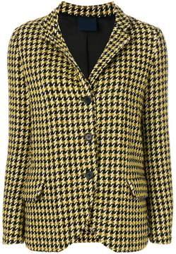 Aspesi houndstooth jacket