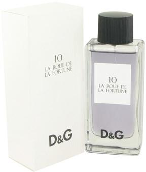 La Roue De La Fortune 10 by Dolce & Gabbana Perfume for Women