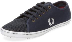 Fred Perry Men's Kingston Mesh Sneaker