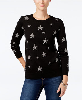 Charter Club Patterned Sweaters, Created for Macy's