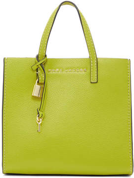 Marc Jacobs Green Mini Grind Bag