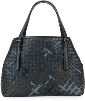 Bottega Veneta Intrecciato Double-Handle Tote Bag