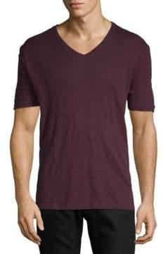 ATM Anthony Thomas Melillo V-Neck Military T-Shirt