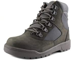 Timberland 6 Inch Field Boot Round Toe Leather Hiking Boot.