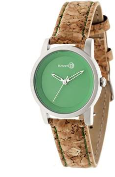 Earth Canopies Collection ETHEW2902 Unisex Watch with Leather Strap