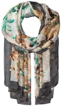 Steve Madden Degas Bouquet Scarf Scarves