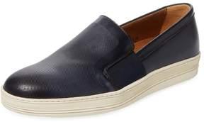 Antonio Maurizi Men's Slip-On Sneaker