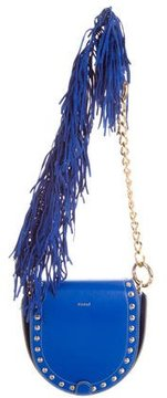 Sacai Fringe Coin Bag