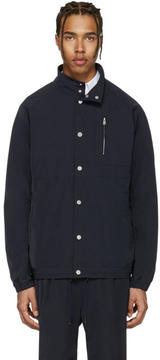 Nonnative Navy Coach Jacket