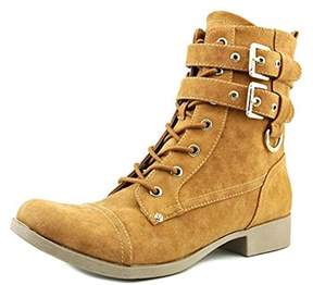 G by Guess Bell Women Round Toe Synthetic Boot.