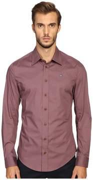 Vivienne Westwood Basic Stretch Poplin Shirt Men's Clothing