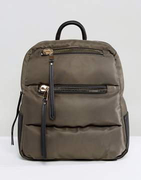 New Look Padded Backpack