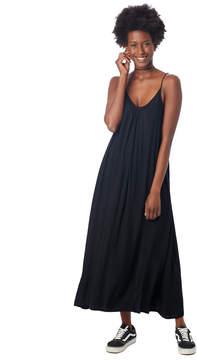 Alternative Apparel Cascade Rayon Challis Dress