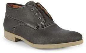 John Varvatos Men's Dylan Laceless Chukka Boots