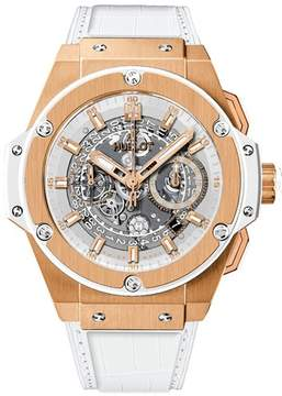 Hublot King Power Skeleton Dial Automatic Men's Watch