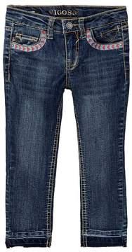 Vigoss The Jagger Pull On Release Ankle Skinny Jean (Little Girls)