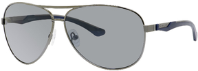 Safilo USA Polaroid X 4411 Polarized Aviator Sunglasses
