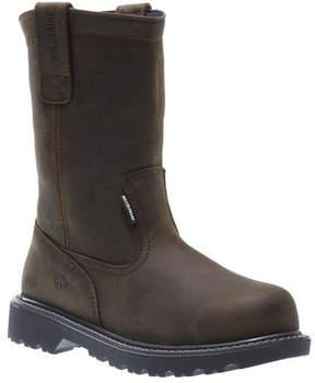 Wolverine Men's Floorhand 10 Wellington Waterproof Steel Toe Boot