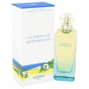 Hermes Un Jardin En Mediterranee by Eau De Toilette Spray for Women (3.4 oz)