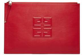 Givenchy 4g Logo Clutch