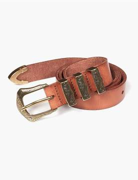 Paige Abigail Belt Tan