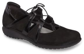 Naot Footwear Women's Timu Ghillie Lace Flat