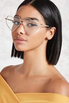 FOREVER 21 Digital Heart-Shaped Readers