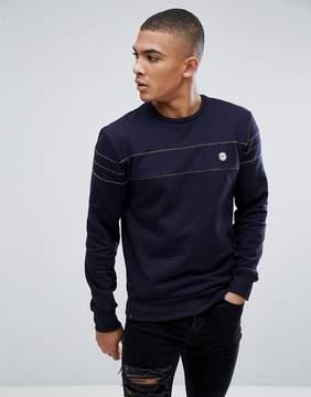 Le Breve Chain Stitch Sweatshirt