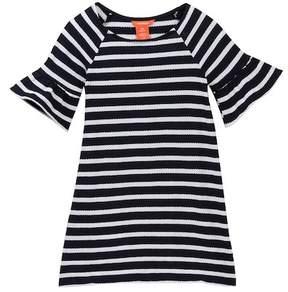 Joe Fresh Striped Dress (Big Girls)