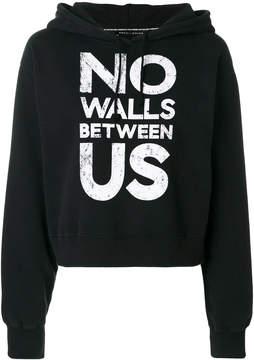 Each X Other No walls between us hoodie
