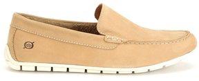Børn Men s Allan Nubuck Leather Lined Slip On Loafers