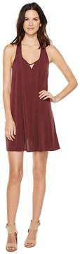 Brigitte Bailey Mika Sleeveless Dress with Keyhole Women's Dress