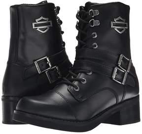 Harley-Davidson Melinda Women's Lace-up Boots