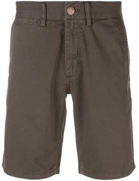 Sun 68 Men's B1810552 Brown Cotton Shorts.