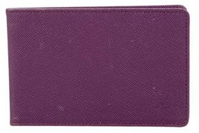 Louis Vuitton Taiga ID Card Holder - PURPLE - STYLE